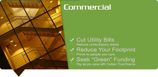 eco retrofit for commercial buildings